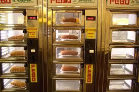 Automat Vending Machine Inspiration The World's Weirdest And Most Wonderful Vending Machines