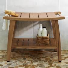 teak bathroom stools. Teak Bathroom Stools :