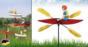 Small Picture WhirliGig Garden Spinner Kayak 50cm Premier Kites Designs