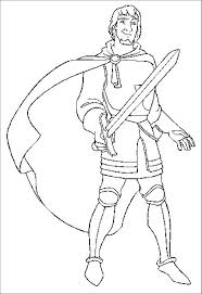 Phoebus Grasp The Sword Coloring Pages