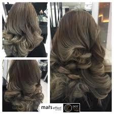 balayage hair color at dot zero salon
