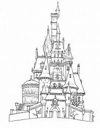 Immagine Correlata Disegni Castelli Disney Disegni E Disegni Da