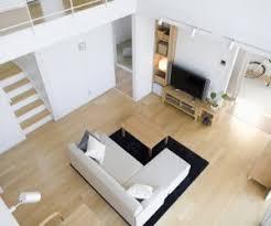 Modern Japanese HouseJapanese Style Interior Design  middot  Open plan living area Mini st Japanese Prefab House