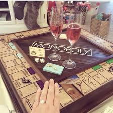 Homemade Wooden Board Games This Solid Wood Monopoly Board Is Hiding An Incredible Secret 46