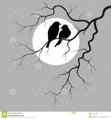 two love bird silhouette. Unique Silhouette Two Birds And Love Bird Silhouette