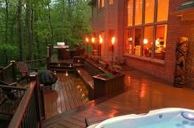 Outdoor deck lighting ideas pictures Solar Lights Home Lighting For Outdoor Solar Deck Lighting And Miraculous Outdoor Deck Lighting Ideas Kitchen Pendant Lighting Ideas Home Lighting Fancy Outdoor Deck Lighting Ideas Outdoor Deck
