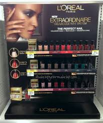 the newest addition to the gel manicure phenomenon is l oreal s extrodinaire gel lacque 1 2 3 system featuring a non led method to create gel nails