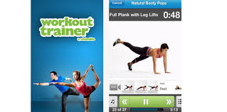 workout trainer personal fitness coach