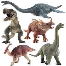 Jurassic Solid <b>Simulation</b> Snake Neck Dragon Spinosaurus Plastic ...