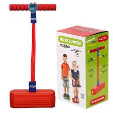 <b>Тренажер для прыжков Moby</b> Kids Моби Джампер красный ...