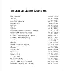 Your national insurance number your national insurance number is your own personal account number. Carpenter Insurance 3960 Se 18th Ter Okeechobee Fl 2021