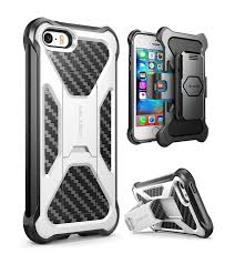 iphone kickstand. iphone se prime dual layer holster case with kickstand and belt clip iphone