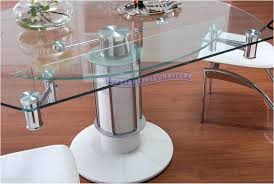 Expandable Dining Table Set Inspirational Furniture Modern Glass