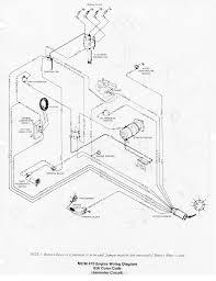 Mercruiser starter motor wiring diagram best new mercruiser 5 7