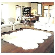 faux sheepskin rug large how to clean fur ikea sheep skin white size of bedroo