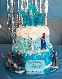 Frozen Cake Pops Elsa Anna and Olaf Cake Pops by BangPOPshop.