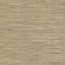 brewster home fashions liu 33 x 20 5 vinyl grasscloth wallpaper reviews wayfair
