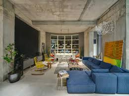 commercial office design office space. Cool This Modern Office Space Is As Stylish And Livable Any Urban Loft Simple Small Commercial Building Plans Design