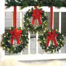 large outdoor wreath large outdoor wreaths stupendous