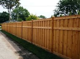 wood fence backyard. Outdoor Wood Fence Backyard
