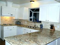 black granite countertops with backsplash black white mosaic tile black galaxy granite countertop backsplash