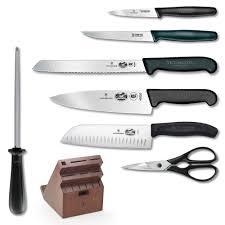 Victorinox Kitchen Knives  Chefu0027s Knife Set 772433  Knife Victorinox Kitchen Knives
