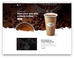 Coffee Free Coffee Shop Website Template Colorlib