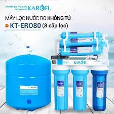 Máy lọc nước RO để gầm không tủ KAROFI KT-ERO80 8 cấp lọc: Mua bán trực  tuyến Bình lọc nước với giá rẻ