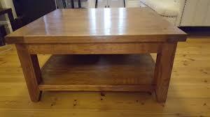 timber coffee table tables gumtree australia port