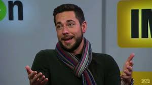 chuck sarah media your source to chuck sarah media  zachary levi > tv appearance interview screencaps > 2015 > zachary levi plays movie trivia during his live imdb interview ben lyons > screencaps