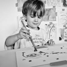 private art lessons for kids