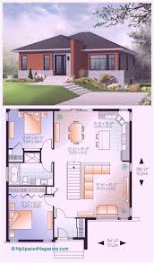 sample floor plan a bungalow house lovely design plans without garage