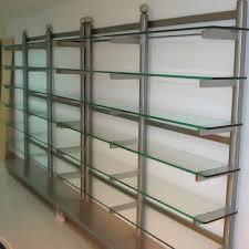 dorma transpa display glass racks