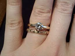 Rose Gold Engagement Rings Weddingbee