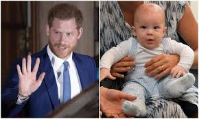 We still can't believe prince harry and meghan markle officially became parents a year ago and to celebrate the royal baby's first birthday, we. Prince Harry S Son Was Never Entitled To A Royal Title And It Has Nothing To Do With Meghan Arab News