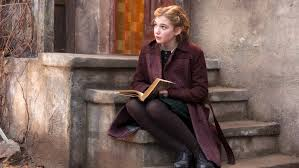 fictitious bookworms we love bookstr liesel meminger from the book thief