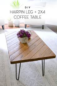 Diy Coffee Table The 25 Best Diy Coffee Table Ideas On Pinterest Coffee Table