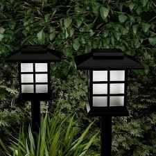 pure garden 15 in black outdoor