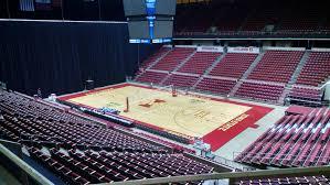 Hilton Coliseum Section 207 Rateyourseats Com