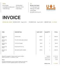 sample invoice template sanusmentis invoice template sample shopgrat word example of sample invoice template template full