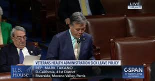 Rep Bill Takanos Extend Benefits Paid Sick Warriors Wounded Leave SwqFxSAUgf