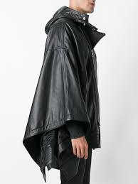 sel black gold oversized leather coat men clothing sel black gold jeans made in