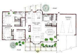 ranch passive solar house plans nz