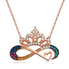 go infinite silver crown pendant ij1 2016 ic jewelry