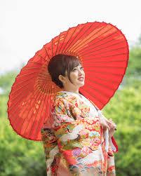 菊地亜美さんのインスタグラム写真 菊地亜美instagram 前撮り色