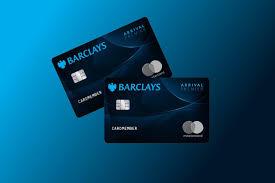 barclays arrival premier credit card