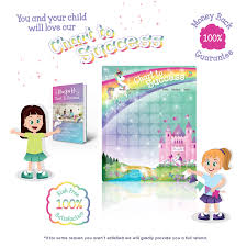 Unicorn Star Chart Unicorn Chart To Success Magnetic Dry Erase Daily Routine