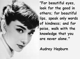Famous Celebrity Quotes Audrey Hepburn Famous Quotes 40 Collection Interesting Famous Celebrity Quotes
