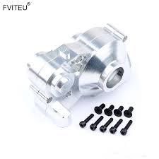 Fviteu Cnc Metal Diff Gear Box For 1 5 Hpi Baja 5b Ss 5t 5sc