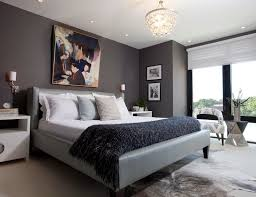 Bedroom Grey And Blue Cheap Blue And Gray Master Bedroom All